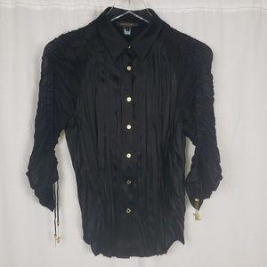 Roberto Cavalli Silk Charm Shirt